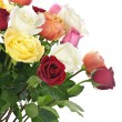 Bouquet of roses — Stock Photo #4468538