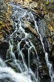 Waterfall in Northern Ontario, Canada — Stock Photo
