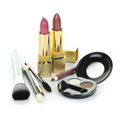 Makeup and cosmetics — Stock Photo
