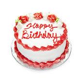 誕生日ケーキ — ストック写真