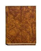 Blank hardcover book — Stock Photo