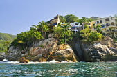 Pacific coast of Mexico — Stock Photo