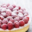 Royalty-Free Stock Photo: Raspberry tart