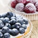 Fruit tarts — Stock Photo #4471410