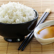 Rice meal — Stock Photo