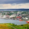 Cityscape of Saint John's from Signal Hill — Stock Photo #4482411