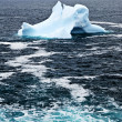 Stockfoto: Melting iceberg