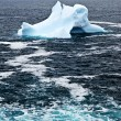 Melting iceberg — Stockfoto