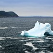 Melting iceberg — Stock Photo #4482692