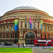 Royal Albert Hall in London - Stock Photo
