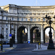 Admiralty Arch in Westminster London — Stock Photo