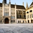 Guildhall building and Art Gallery - Stok fotoğraf