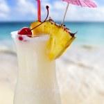 Pina colada cocktail — Stock Photo