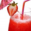Stock Photo: Strawberry daiquiri
