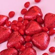 Valentine candy — Stock Photo #4483475