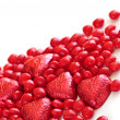 Valentine candy - Stock Photo