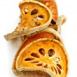 Dried bael fruit — Foto de Stock