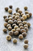 Allspice berries — Stock Photo