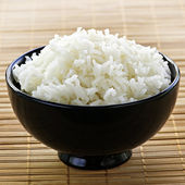 Rice bowl — Stockfoto