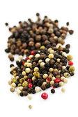 Mixed peppercorns — Stock Photo