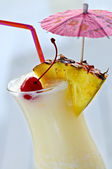 Pina colada cocktail — Foto Stock