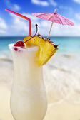 Pina colada cocktail — Stock Photo