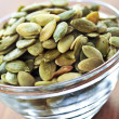 Pumpkin seeds — Stock Photo #4494006