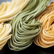 Tagliolini pasta - Foto Stock