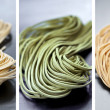 Tagliolini pasta - Stock Photo