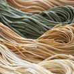 Tagliolini pasta — Stock Photo #4494357