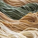 Tagliolini pasta — Stock Photo