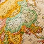 Globe - Asia — Stock Photo #4494522