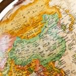 Globe - Asia — Stock Photo