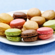 Royalty-Free Stock Photo: Macaroon cookies