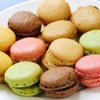 Macaroon cookies - Stock Photo