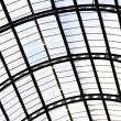 Hay's Galleria roof - Stock Photo