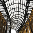 Hay&#039;s Galleria roof - Stock Photo