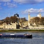 Tower of London skyline — Stock Photo