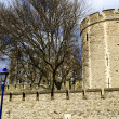 Tower of London - Foto Stock