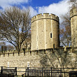Tower of London — 图库照片