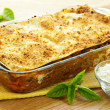 Lasagna — Stock Photo