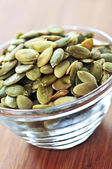 Pumpkin seeds — Foto de Stock