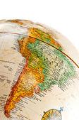 Globe - South America — Stock Photo