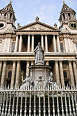 St. Paul's Cathedral London — Stock Photo