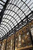 Hay's Galleria roof — Stock Photo