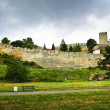 Kalemegdan fortress in Belgrade - Foto Stock