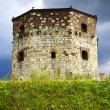 Nebojsa tower in Belgrade - Stock Photo