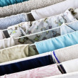 Stock Photo: Clothes drying