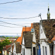 Zemun rooftops in Belgrade — Stock Photo #4518146