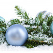 Christmas ornaments - Photo